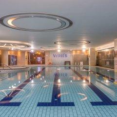 Отель Holiday Inn Shanghai Hongqiao бассейн фото 2