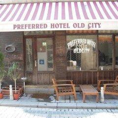 Preferred Hotel Old City Стамбул бассейн