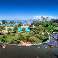Отель Tahiti Ia Ora Beach Resort - Managed by Sofitel балкон