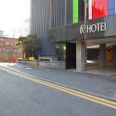 Life Style R Hotel парковка