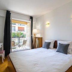 Отель West Paris Family - AC - Wifi Франция, Париж - отзывы, цены и фото номеров - забронировать отель West Paris Family - AC - Wifi онлайн комната для гостей фото 2