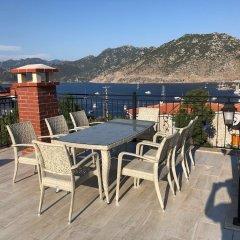 Villa Sunrise by Villamnet Турция, Мугла - отзывы, цены и фото номеров - забронировать отель Villa Sunrise by Villamnet онлайн балкон