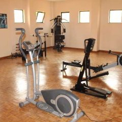 Отель MH Atlântico фитнесс-зал фото 2