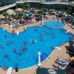 Planeta Hotel & Aqua Park Солнечный берег бассейн фото 3
