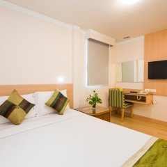 Отель Wall Street Inn Бангкок комната для гостей