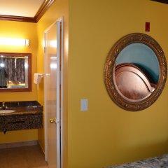 Отель Cloud 9 Inn Lax Инглвуд ванная фото 2