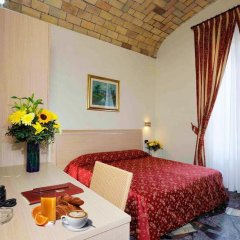 Hotel Campidoglio комната для гостей фото 5