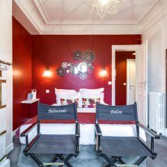 Отель Sweet Inn Apartments Saint Germain Франция, Париж - отзывы, цены и фото номеров - забронировать отель Sweet Inn Apartments Saint Germain онлайн интерьер отеля фото 3