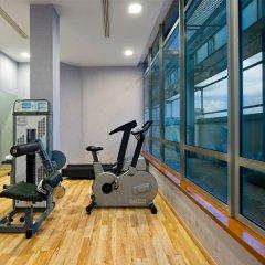 Отель Eurostars Lucentum фитнесс-зал
