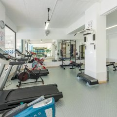 Janelas Do Mar Hotel фитнесс-зал фото 2