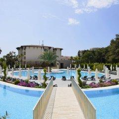 Отель Barut Hemera бассейн