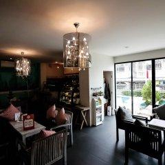 Отель Nida Rooms Ladkrabang 88 Silver Бангкок гостиничный бар