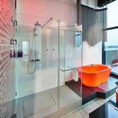 Отель Jaz Amsterdam Амстердам ванная фото 2