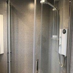 Апартаменты Glasgow Airport Apartments Пейсли ванная фото 2