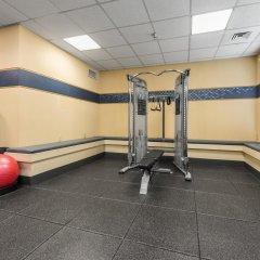 Отель Hampton Inn Meridian фитнесс-зал фото 4