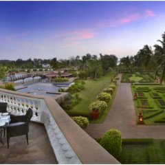 Отель The LaLiT Golf & Spa Resort Goa балкон