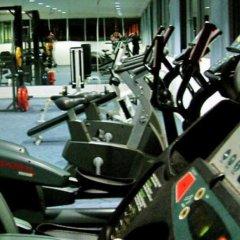 Отель Convenient Park Бангкок фитнесс-зал