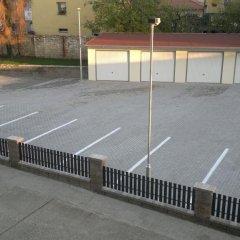 Hotel Terek Штети парковка