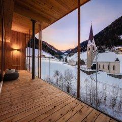 Отель Naturhotel Rainer Рачинес-Ратскингс балкон