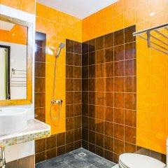 Jingjit Hotel ванная