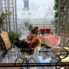 Отель Welc-oM Mulino di Pontemanco Дуэ-Карраре балкон