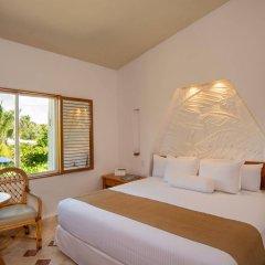Отель Sunset Fishermen Beach Resort Плая-дель-Кармен комната для гостей фото 2