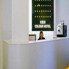 Colour Hotel интерьер отеля фото 2