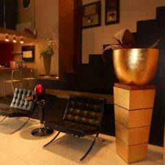 Stadio Hotel Пьяченца интерьер отеля