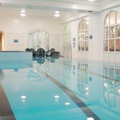 Отель Britannia Sachas Hotel Великобритания, Манчестер - 1 отзыв об отеле, цены и фото номеров - забронировать отель Britannia Sachas Hotel онлайн бассейн фото 2