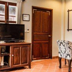 Отель Villa Deux Rivieres Лаос, Луангпхабанг - отзывы, цены и фото номеров - забронировать отель Villa Deux Rivieres онлайн комната для гостей фото 4