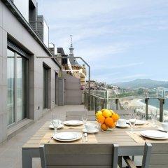 Отель Niza La Concha - Iberorent Apartments Испания, Сан-Себастьян - отзывы, цены и фото номеров - забронировать отель Niza La Concha - Iberorent Apartments онлайн балкон