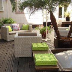 Отель Beau Rivage Франция, Ницца - 3 отзыва об отеле, цены и фото номеров - забронировать отель Beau Rivage онлайн бассейн