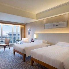 Отель Grand Hyatt Beijing комната для гостей фото 4
