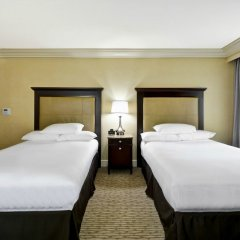 Отель Hilton Checkers США, Лос-Анджелес - 9 отзывов об отеле, цены и фото номеров - забронировать отель Hilton Checkers онлайн комната для гостей фото 5