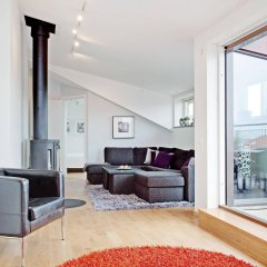 Отель VR40 Швеция, Гётеборг - отзывы, цены и фото номеров - забронировать отель VR40 онлайн комната для гостей фото 4