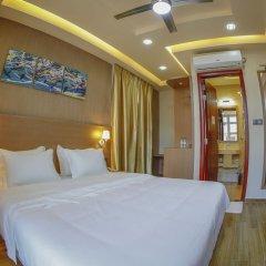 Отель Three Inn Мальдивы, Северный атолл Мале - отзывы, цены и фото номеров - забронировать отель Three Inn онлайн комната для гостей фото 2