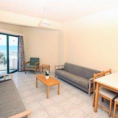 Отель Domniki Hotel Apts Кипр, Протарас - отзывы, цены и фото номеров - забронировать отель Domniki Hotel Apts онлайн комната для гостей фото 4