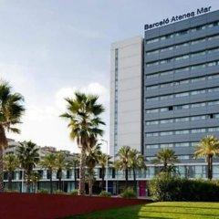 Отель Occidental Atenea Mar - Adults Only Испания, Барселона - - забронировать отель Occidental Atenea Mar - Adults Only, цены и фото номеров спортивное сооружение