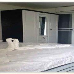 Отель Airportlink Lardkrabang Mansion Таиланд, Бангкок - отзывы, цены и фото номеров - забронировать отель Airportlink Lardkrabang Mansion онлайн комната для гостей фото 2