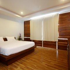 Отель Kata Hiview Resort 3* Стандартный номер разные типы кроватей