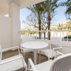 Mimosa Hotel Mallorca балкон