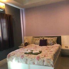 Апартаменты Yiasu Serviced Apartments And Bed Breakfast Паттайя комната для гостей фото 2