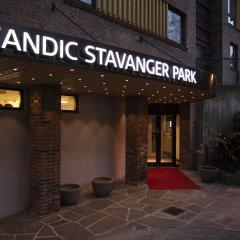 Отель Scandic Stavanger Park Ставангер сауна