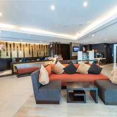 Отель A-One Pattaya Beach Resort интерьер отеля