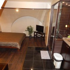 Friends Hostel & Apartments Будапешт комната для гостей