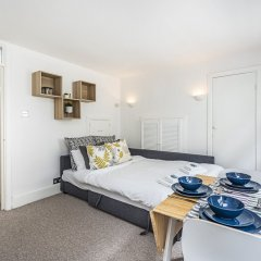 Апартаменты Beautiful apartment in the heart of Covent Garden Лондон фото 10
