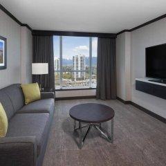 Отель Hilton Vancouver Metrotown Канада, Бурнаби - отзывы, цены и фото номеров - забронировать отель Hilton Vancouver Metrotown онлайн фото 12