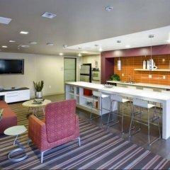 Отель The 5600 Wilshire Boulevard США, Лос-Анджелес - отзывы, цены и фото номеров - забронировать отель The 5600 Wilshire Boulevard онлайн гостиничный бар