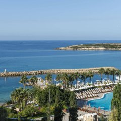 Coral Beach Hotel and Resort пляж фото 2