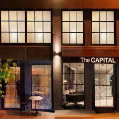 Отель The Capital Suites интерьер отеля фото 2